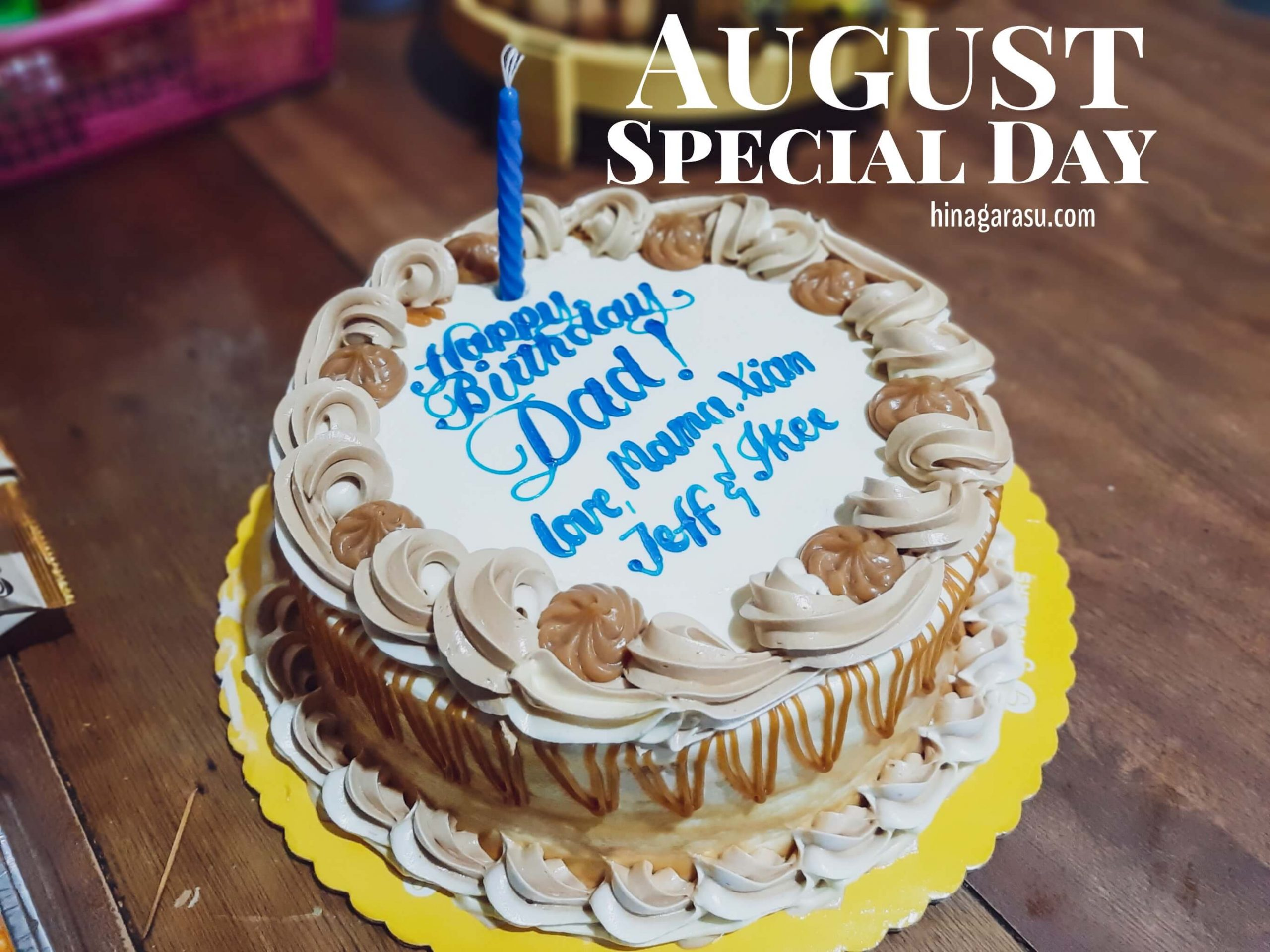 August Special Day!